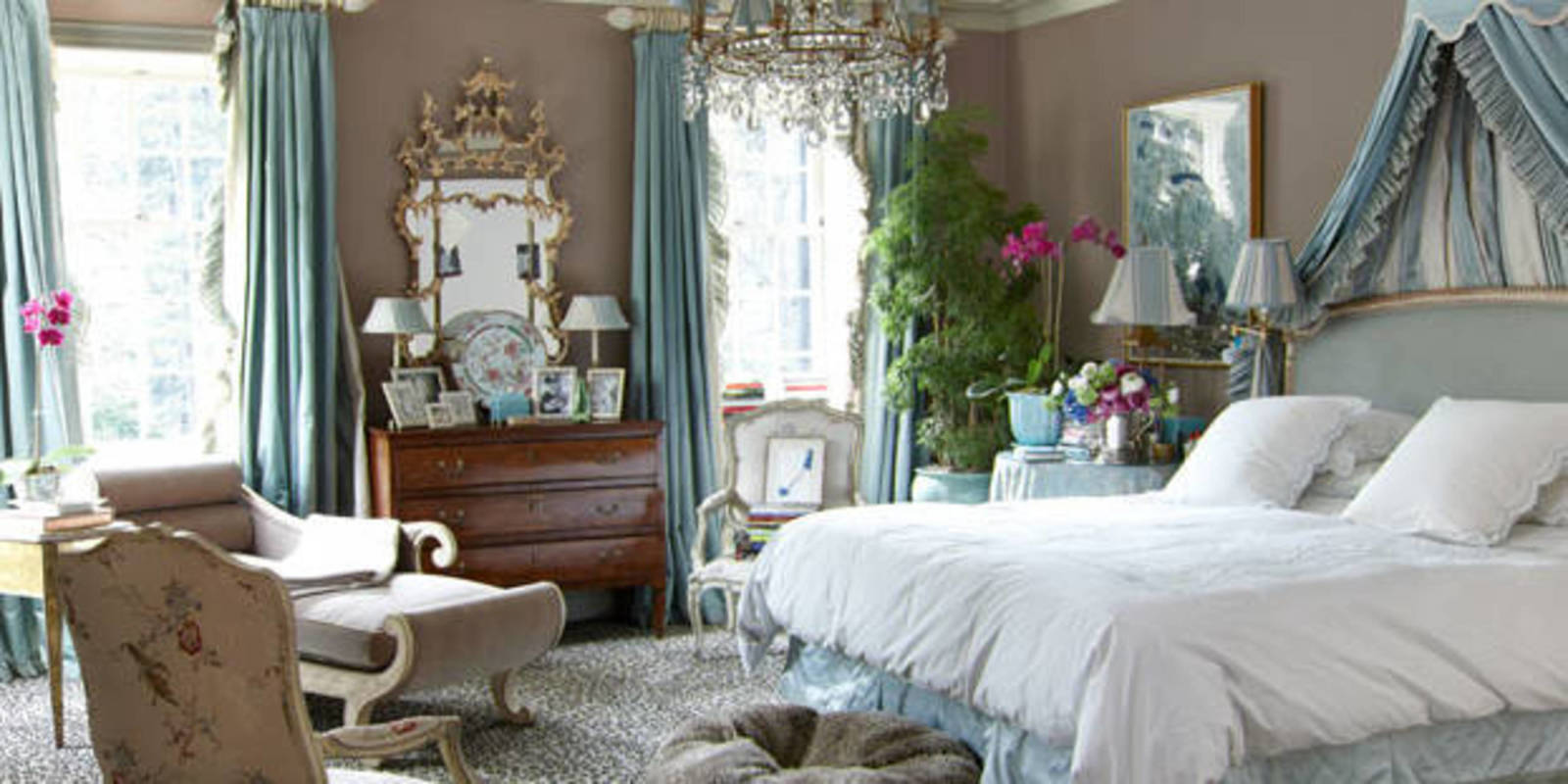 Romantic Homes Decorating: How To Make A Room Romantic