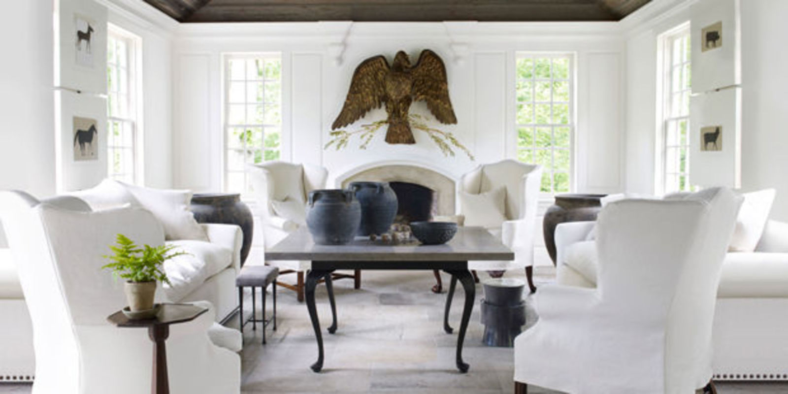 Nancy Braithwaite Design Atlanta Home