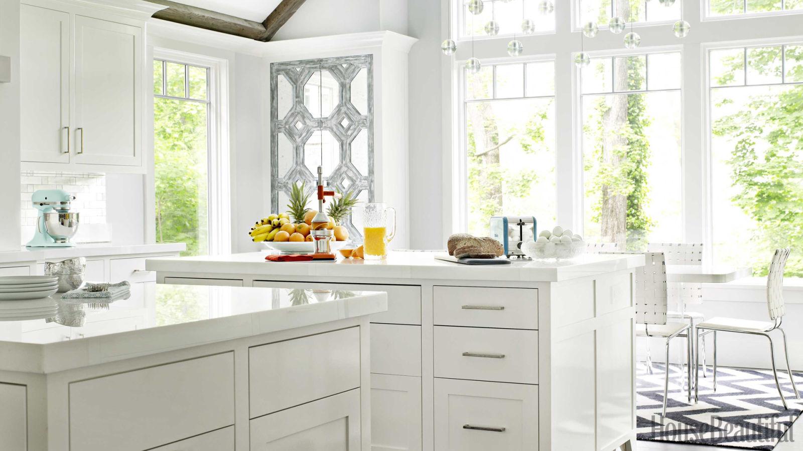 Should I G High Gloss White On Kitchen Cabinets