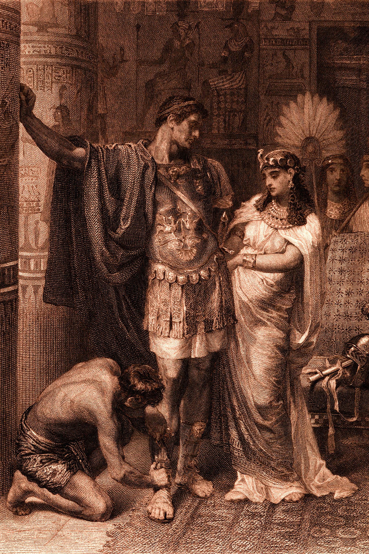 Цезарь трахает царицу 17 фотография