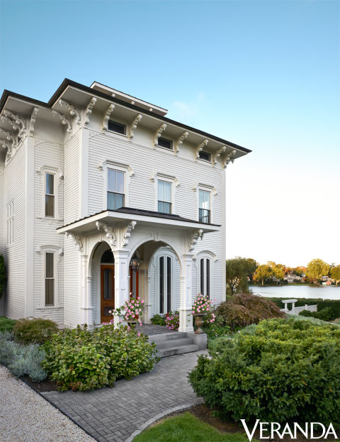 Beautiful Exterior House Colors Design: Beautiful House Exteriors