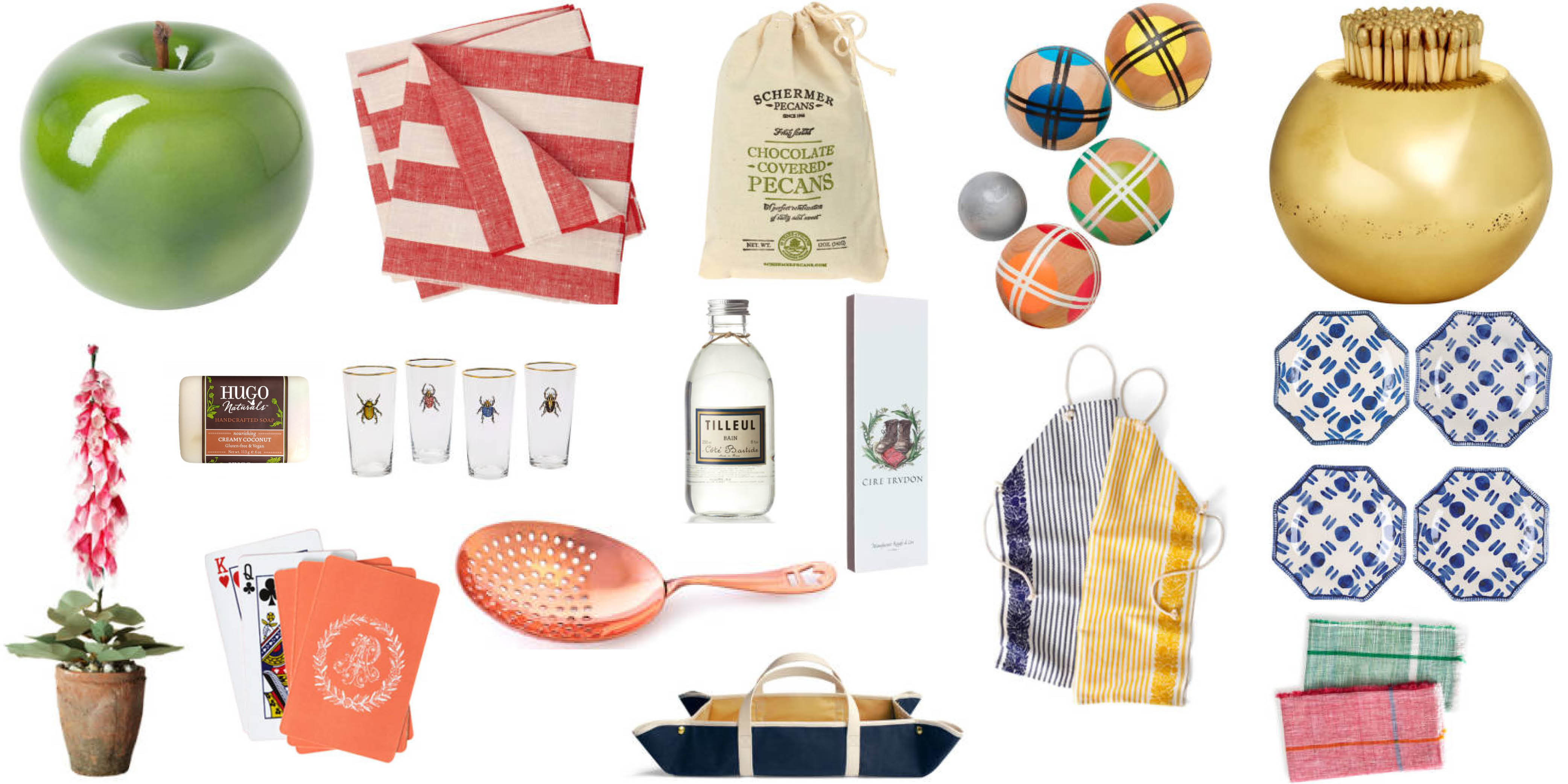 Hostess gift ideas summer hostess gifts for Hostess gifts that travel well