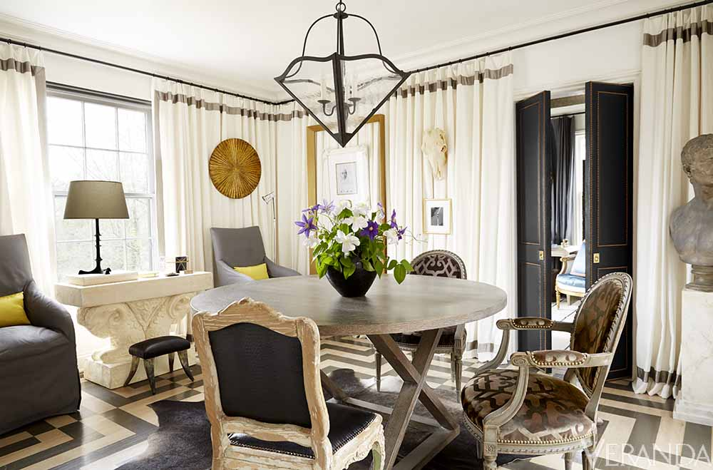HOUSE TOUR Designer Andrew Browns Colonial Revival Is A