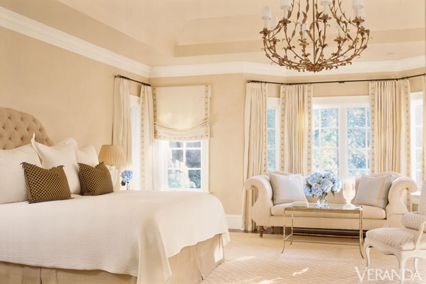 Design tips from 11 perfect for fall bedrooms for Best bedroom designs in the world