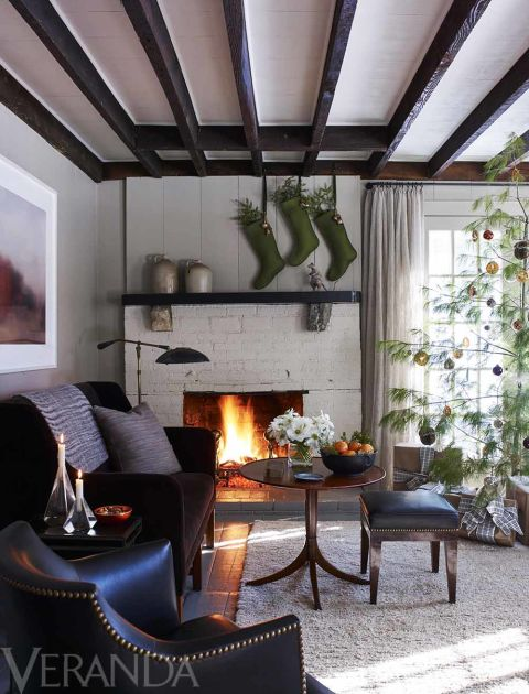 House Tour A Wintry Upstate New York Escape