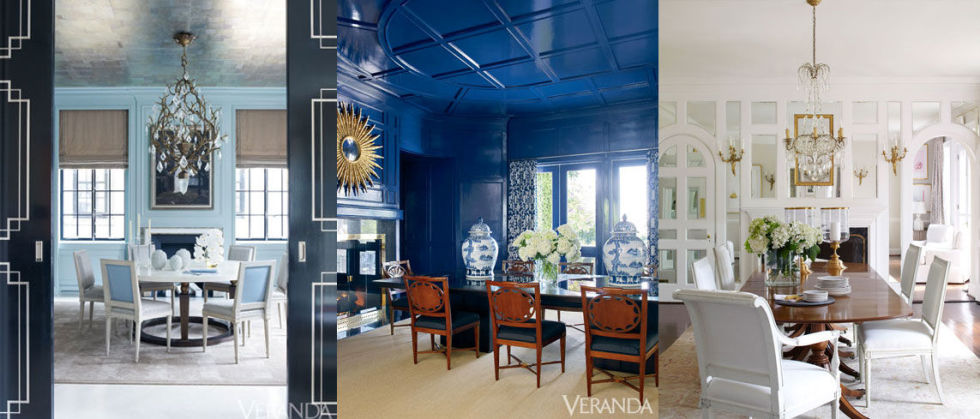 25 designer dining rooms that make us swoon - Designer Ideas