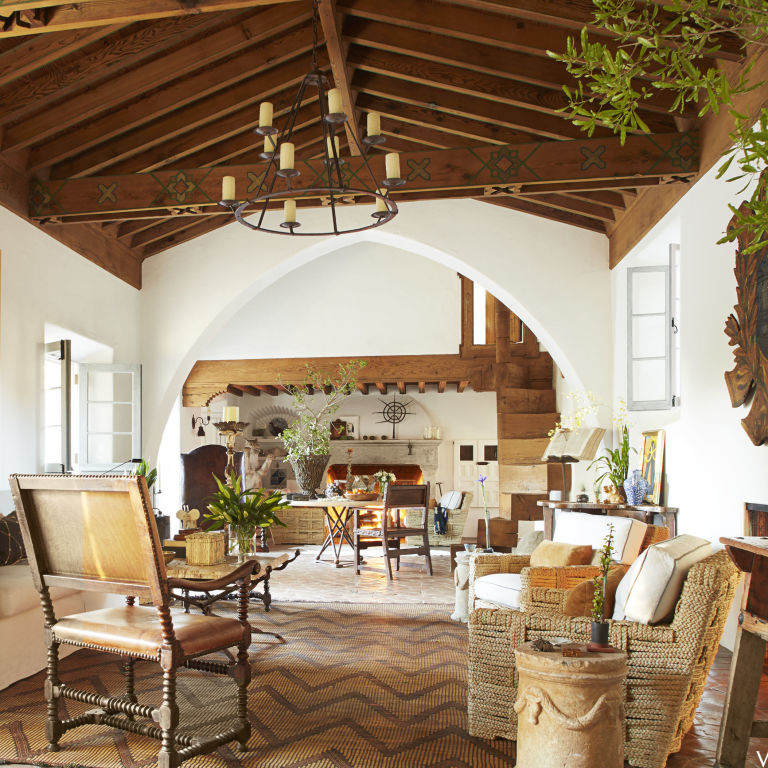 most beautiful homes in california richard hallberg interior design