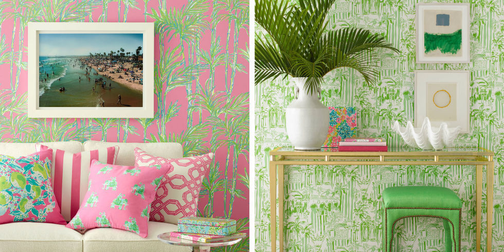 Lilly Pulitzer Wallpaper Lilly Pulitzer 39 S New Collaboration