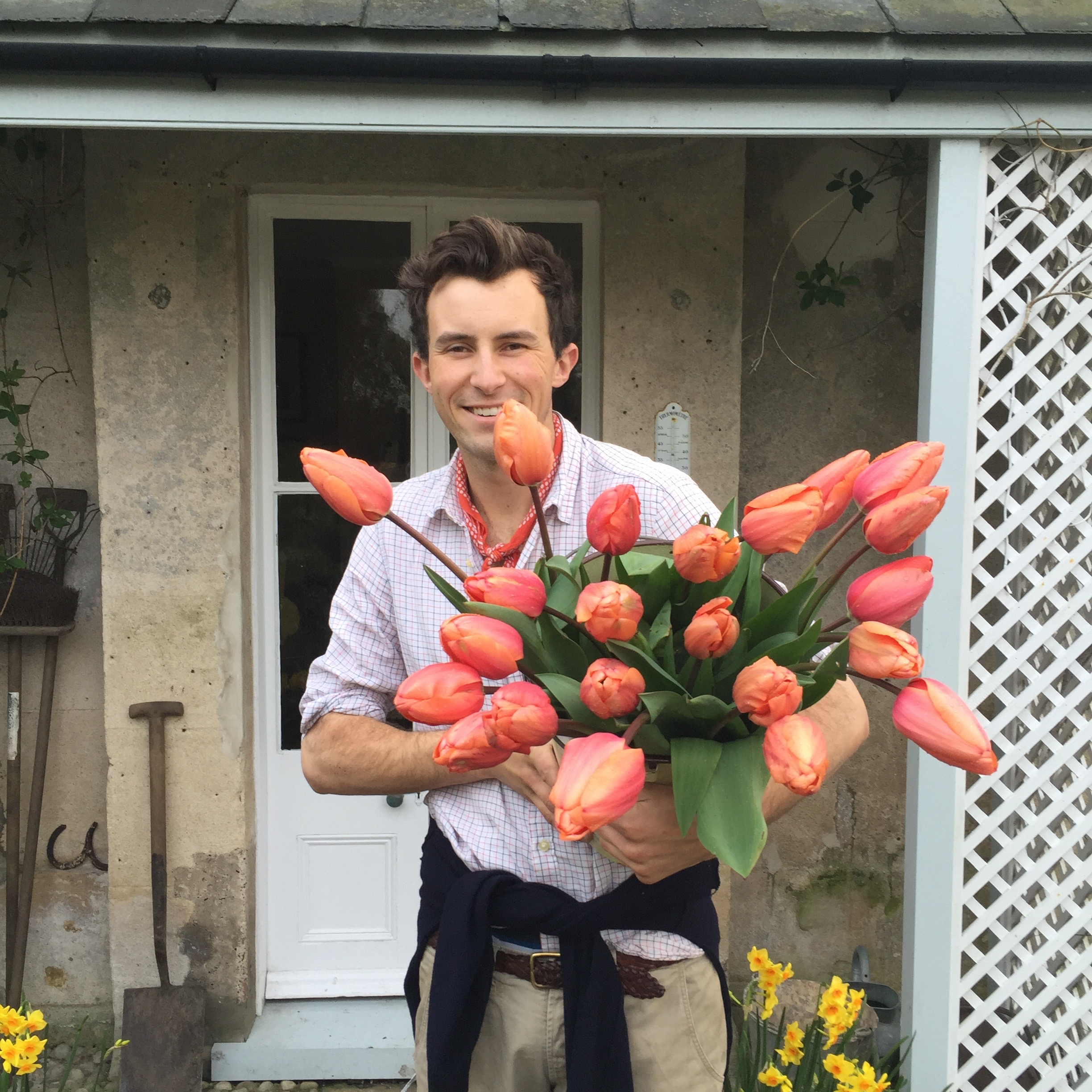 15 Fantastic Florists To Follow On Instagram: Meet Charlie McCormick, The Floral Designer You Need To