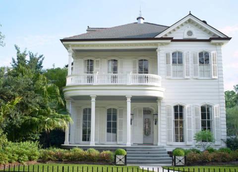 Historic New Orleans House Ann Holden Design