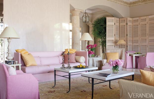 John saladino designed home in palm springs palm springs - Palm springs interior design style ...