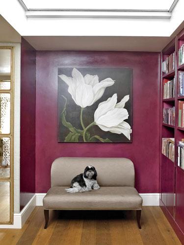Designer Nina Campbell S London Residence