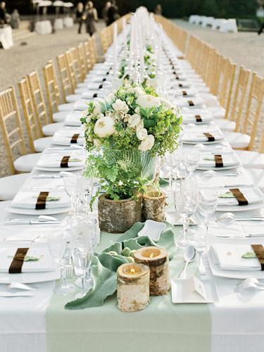 Parisian wedding wedding reception ideas for 13 a table paris