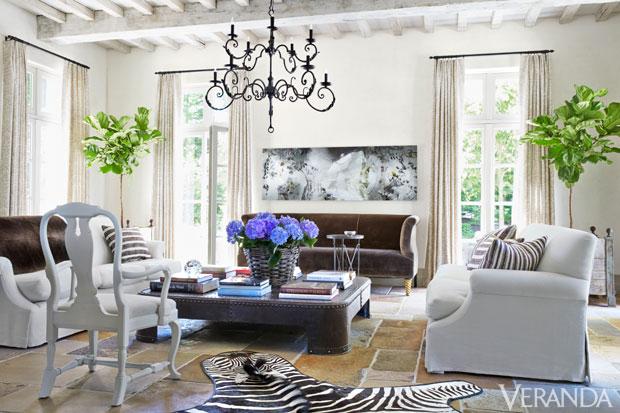 Veranda Living Rooms Modern House
