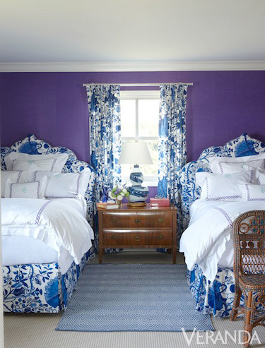 8 Ways to Decorate With Blue and White - Blue and White Decor